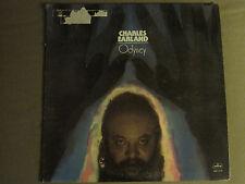 CHARLES EARLAND ODYSSEY LP ORIG '76 MERCURY SRM-1-1049 JAZZ FUNK DISCO SOUL VG+