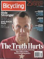 Bicycling Magazine Lance Armstrong Urban Riding 25 Upgrades For $25 New Bikes