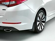 Genuine Kia Optima 2011+ Rear Mudguards