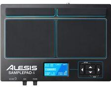 Alesis SamplePad 4 - MIDI USB Drum Machine Sampler Instrument (SD Card Storage)