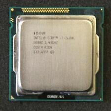 Intel Core i7-2600K 3.4 GHz 4 Cores (SR00C) 5 GT/s DMI LGA1155 CPU Processor