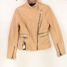 River Island Women's Leather Biker Coats & Jackets