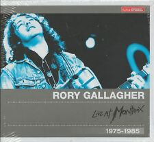 Rory Gallagher - Live at Montreux 1975-1985      New cd in seal