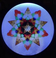 Philippine Christmas Light(Parol) Powerdecal Backlit LED Motion Sensing Decal
