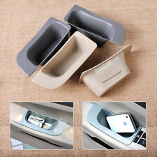 2x Grey L/R New Door Slot Storage Box Container Holder Fit for Ford Focus 09-11