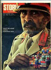 STORIA ILLUSTRATA#GENNAIO 1973 N.182#HAILÈ SELASSIÈ#LUSITANIA#SAVOIA#Mondadori