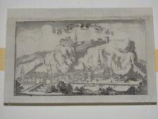 Eßing Randeck Essing Bayern Kurbayerischer Atlas - Kupferstich - 1690