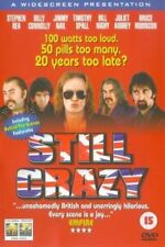 STILL CRAZY (1998) Region 4 [DVD] Billy Connolly Bill Nighy Timothy Spall