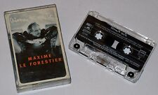 Cassette Audio Maxime Le Forestier - Chienne de route - K7