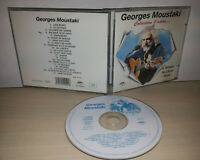 GEORGES MOUSTAKI - J'ADORE - CD