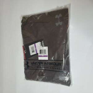 Under Armour Men's 2XL Brown HeatGear T-Shirt in Package New w/ Tags