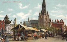 Postcard Bull Ring Birmingham UK