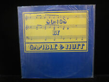 Songs by Gamble and & Huff, Fox Fanfare Music Inc., DDM 101B