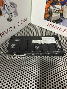 GE FANUC IC693CHS397J 5 SLOT BASE