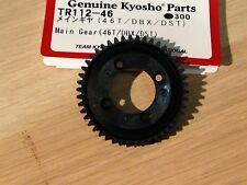 Kyosho DBX DRT DST DRX 46 dientes espuela/Engranaje Principal TR112-46