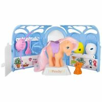 MLP Retro Pretty Parlor Playset w/ Peachy (exclusive Pony)