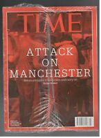 New Sealed TIME Magazine june 5, 2017 attack on Manchester Ariane Grande