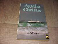 MR BROWN / AGATHA CHRISTIE
