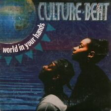 Culture Beat World in your hands (1994; 2 versions, cardsleeve) [Maxi-CD]