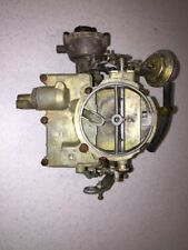 OMC 2.3 Liter Carburetor Rochester 2 Jet 17C86107 Pulled from Good Running Boat