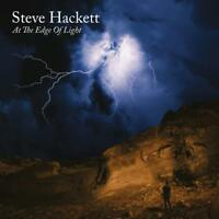 Steve Hackett - At The Edge of Light (NEW CD + DVD)