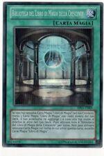 Yu-gi-oh! Biblioteca del Libro di Magia della Crescente ap03-it009 super rara