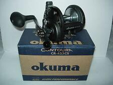 OKUMA CONTOURA CR453CS HIGH SPEED Open Top Saltwater Trolling Reel 20/25/30LB