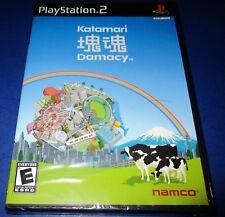 Katamari Damacy Sony PlayStation 2 *Brand New! *Free Shipping!