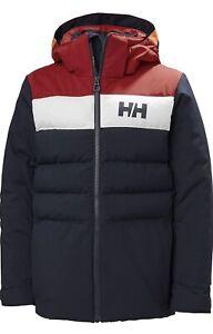NWT Helly-Hansen Junior Cyclone Jacket Multicolor Size 12