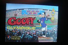 Panini Goofy Sport Olympia Moskau 1980 Leeralbum // Empty Album