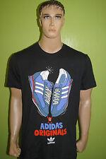 Adidas t-shirt talla M Originals sl 72 negro zapatos sl72