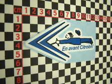 Citroen En Avant Sticker - 2CV DS DS19 DS21 DS23 Ami 6 8 Arcadiane Dyane