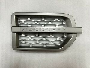 MIT GRAY & SILVER SIDE VENT FOR LAND ROVER L319 DISCOVERY 3 2004-2009