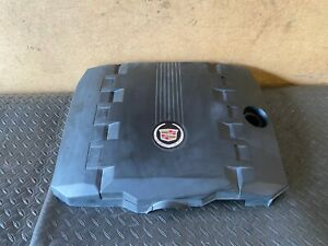 CADILLAC CTS AWD 2008-2013 OEM ENGINE MOTOR TOP PLASTIC GUARD COVER PANEL  55K