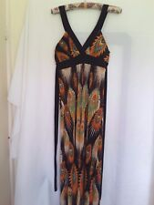 Miss Cherry ladies maxi dress size M
