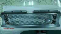 MIT GRAY FRONT GRILLE FOR RANGE ROVER L320 SPORT MODEL 2010-2013