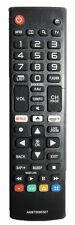 New Usbrmt Remote Akb75095307 for Lg Smart Tv sub Akb75095330 Akb73975702