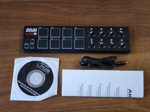 Akai Professional LPD8 Mini Pad Controller USB MIDI 8 Drum Pads Mac PC