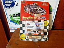 RACING CHAMPIONS NASCAR 1/64 ALAN KULWICKI 1992 NASCAR CHAMPION