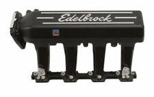 Edelbrock 71393 Intake Manifold, Aluminum, Black, Multi-Port EFI, Chevy, LS1