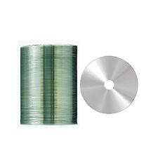 100 CD-R JVC Taiyo Yuden Silver Printable T52054 Made in Japan Shrink