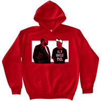 Uncle Phil Fresh Prince Hoodie To Match Retro  Jordans 11 Win Like 96 Gym Red