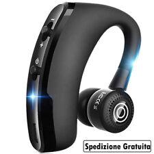 Cuffie Auricolare Bluetooth 5.0 Wireless con Microfono per lavoro ufficio Y9