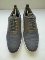 Cole Haan Grand Tour knit oxford lace up mens gray casual shoes sx11M - C31346