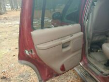 Ford Explorer driver side rear door fits 98 99 00 01 red