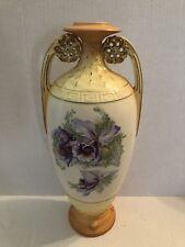 Antique Royal Wettina Vase, Made In Austria