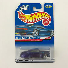 Hot Wheels #659 Tail Dragger 1998 First Editions