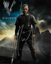 Travis Fimmel Original Autogramm 8X10 Foto - Vikings
