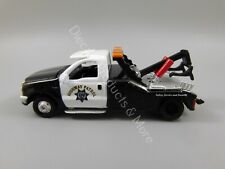 Johnny Lightning LOOSE Active Duty Highway Patrol '99 Ford F-450 Tow Truck 1:64