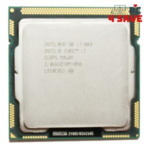 Intel Core i7-880 SLBPS 3.06GHz 8MB Quad Core LGA1156 Desktop Processor CPU 95W